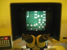 konrolní zařízení Projectina pro výstupní kontrolu parametrů